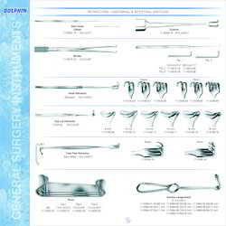 Hand Held Retractor