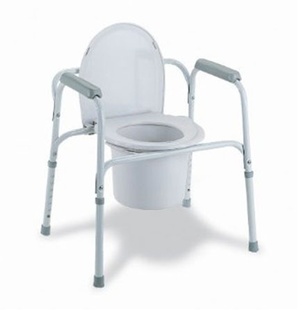 Toiletry Accessories - Steel Commode Seat (HHTA005) Service Provider ...