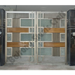 Stainless steel main gates designer stainless steel gates block design stainless steel gates block design stainless steel gates workwithnaturefo