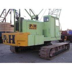 P&H 440 Hydraulic Cranes Hiring Services