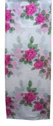 Flower Printed Polyster Pareo