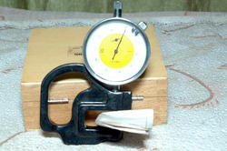 Thickness Gauge - Table Model