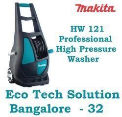 MAKITA HW 121 High Pressure Washer & Car Washer