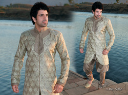 Indian Groom Sherwani Kurta