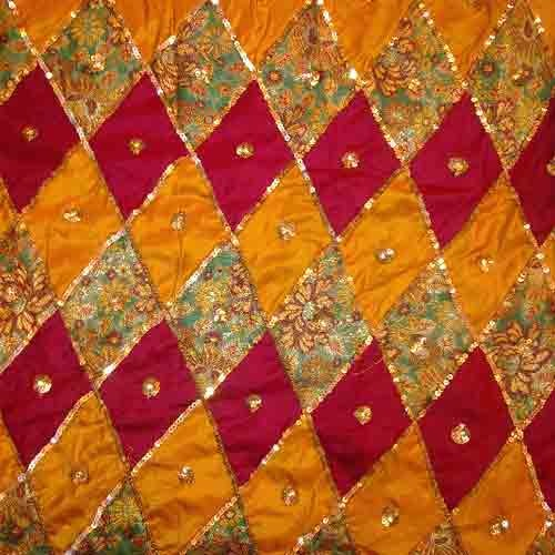 Chatapati Suit In Pure Silk