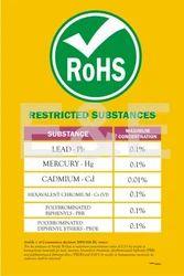 ROHS- Restrictive Substances Poster
