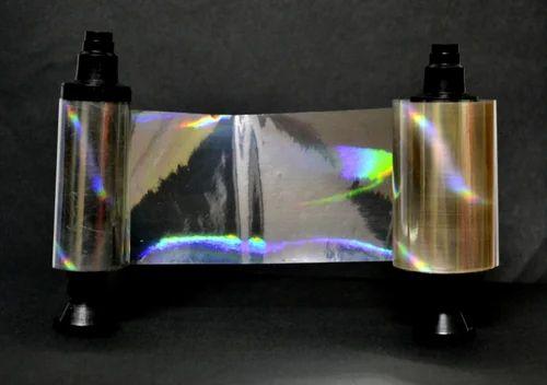 Evolis Pebble 4 PVC Card Printer Hologram Overlays