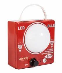 AirNet LED Rechargeable Bulb