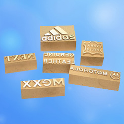 Brass Embossing Die