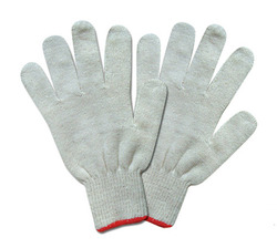 Cotton Knitted Gloves 10 Gauge Fine Quality