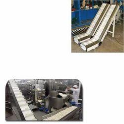 PVC Conveyor Belts for Food Industry