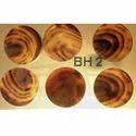 BH 2 Buffalo Horn Button Blanks