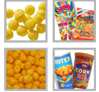 Extruded Inflated Corn Ball snacks production line