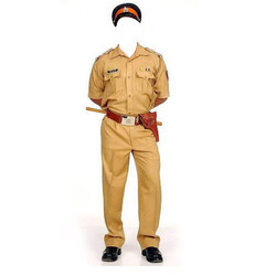 Indian Police Uniform Khaki Ask for Price