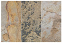Autuman Yellow Stone Tiles