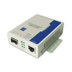 10/100/1000M Ethernet SFP Media Converter