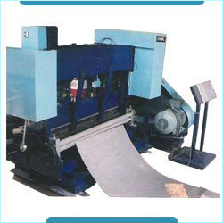 sheet perforation machine