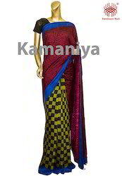 Silk Matka Saree