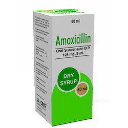 amoxicillin oral suspension dry syrup