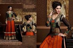 synthetic salwar material