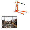 Industrial Crane for Construction Industry
