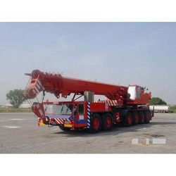 Hydraulic All Terrain Cranes Services