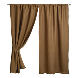 Jute Curtains