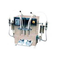 Automatic Viscous Liquid Packing Machine