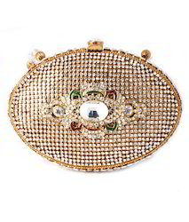 Round+Clutch+Bags