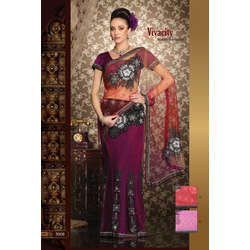 Net Sarees Collection