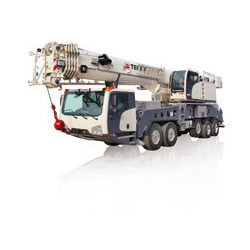 Demag Boom Truck Crane  Repair Services
