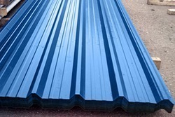 Colour Coated Roofing Sheet In Bengaluru Karnataka