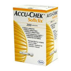 Accuchek Softclix Lancet