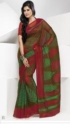 Designer Party Wear Super Net saree