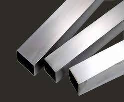 347 Stainless Steel Rectangular Tube