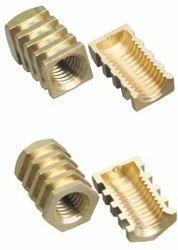 Brass Rotational Molding Inserts