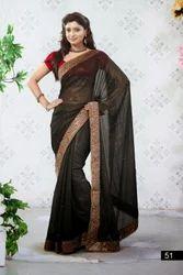 Glamorous Touch Designer Sarees