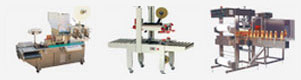 End of Line Packaging Machines