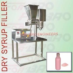 Dry Syrup Packing Machine