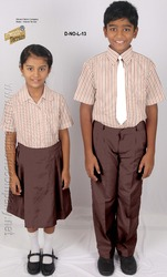 Teflon Coated School Uniforms