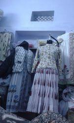 Hand Block Ladies Dress