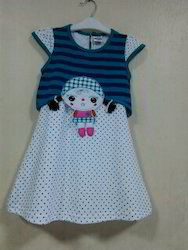 Dn 505 Girls Frock