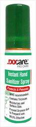 Docare Instant Hand Sanitizer Spray