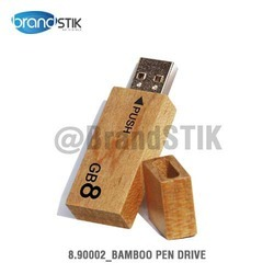 Bamboo Pen Drive