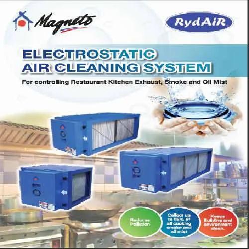 Green Kitchen Technologies Dry Air Scrubber Exporter
