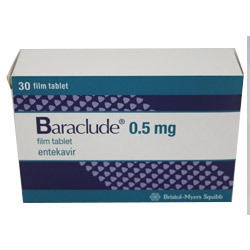 Entecavir .5 mg