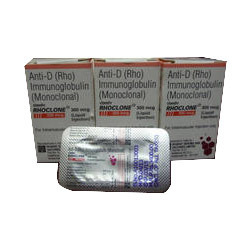 Anti-D Immunoglobin 300 Mg