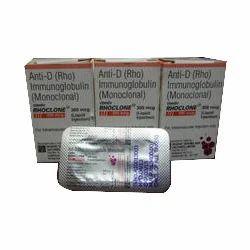 Anti-D Immunoglobin 300 Mg