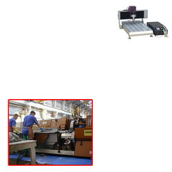 Engraving Machine for Leather Industry