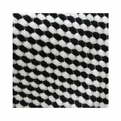 Hi Pile Jacquard Fabric